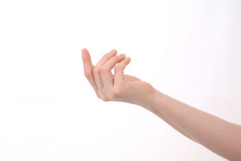 手・腕のしびれテキスト